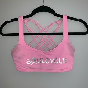 lululemon SoulCycle Sports Bra